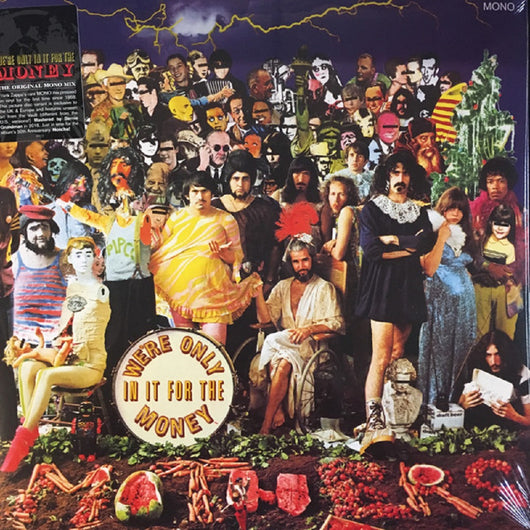 Frank Zappa We Are Only In It For Money Vinyl LP Black Friday New 2018