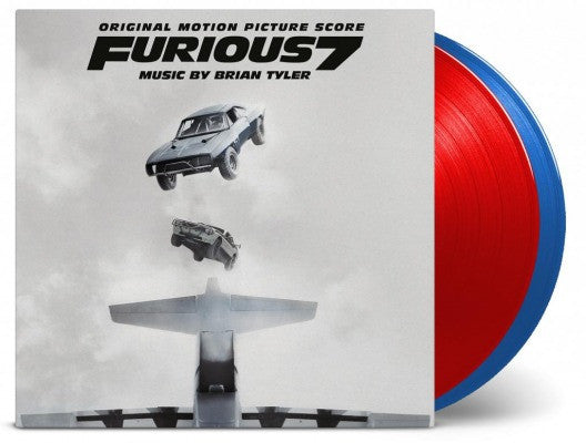 FURIOUS 7 SOUNDTRACK LP VINYL NEW FAST AND THE FURIOUS