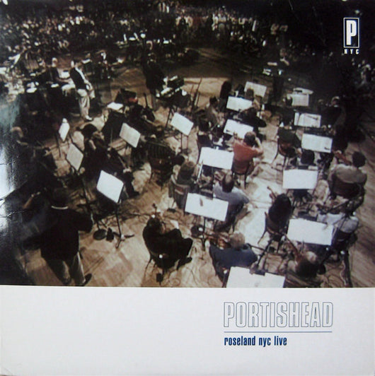 PORTISHEAD PNYC LP Vinyl New