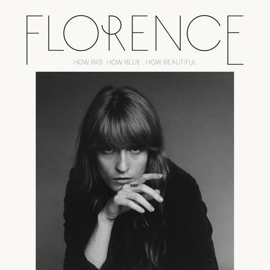 Florence and the Machine - How Big, How Blue, How Beautiful Vinyl 2 LP New 2015
