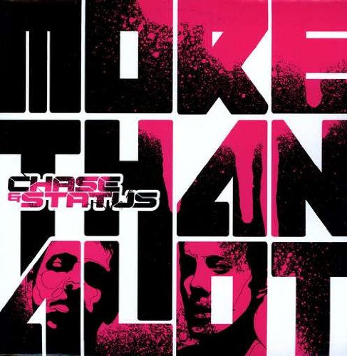 CHASE AND STATUS MORE THAN A LOT LP VINYL NEW 33RPM 2013