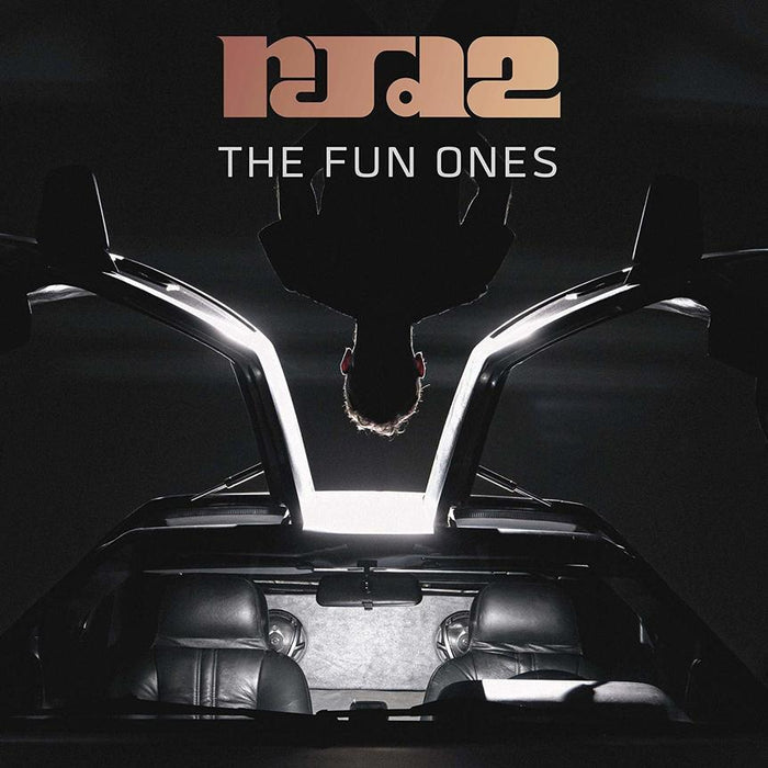 RJD2 Fun Ones Vinyl LP Orange Indies Edition 2020