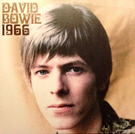 David Bowie 1966 Vinyl LP Limited White Edition New 2015