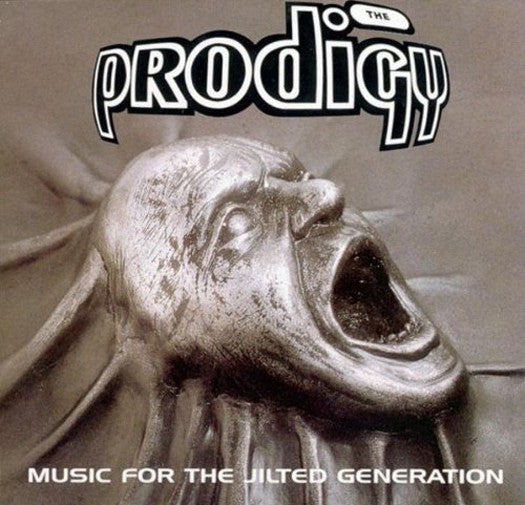 The Prodigy ‎Music For The Jilted Generation Vinyl LP New 2008