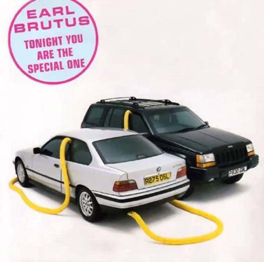 EARL BRUTUS TONIGHT YOU ARE THE SPECIAL ON LP VINYL NEW 33RPM