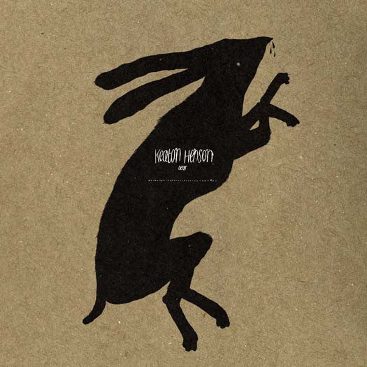 KEATON HENSON DEAR LP VINYL NEW 33RPM