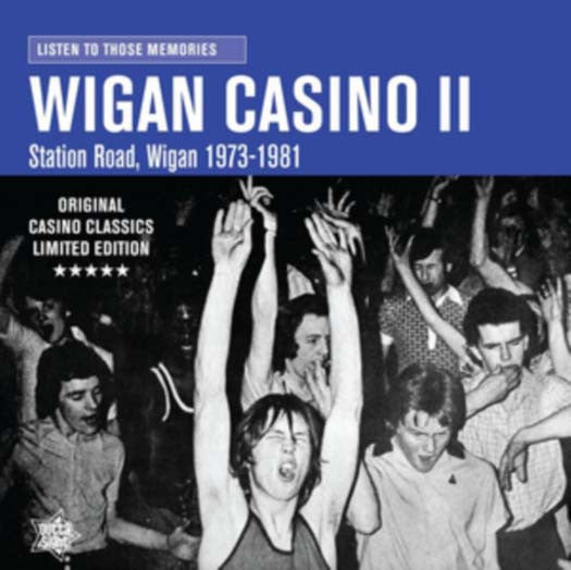 WIGAN CASINO 2 Compilation LP Vinyl NEW