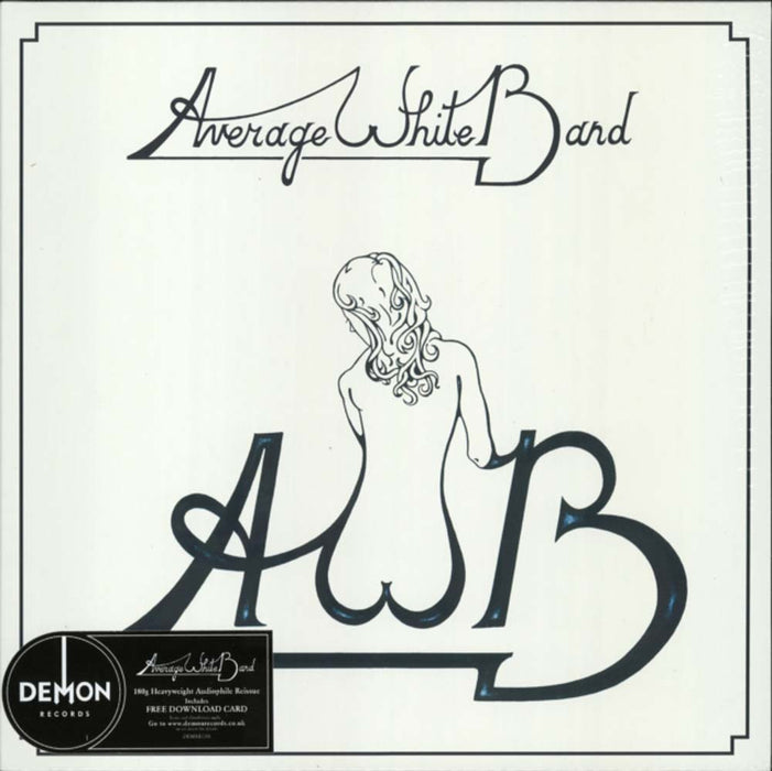 Average White Band AWB LP Vinyl Reissue 2013