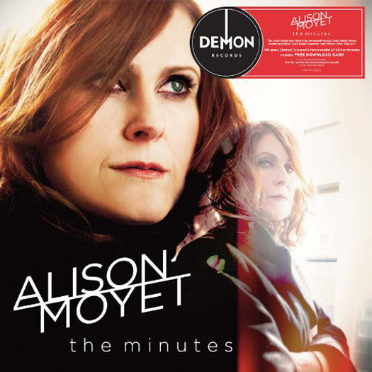 ALISON MOYET MINUTES LP VINYL NEW (US) 33RPM