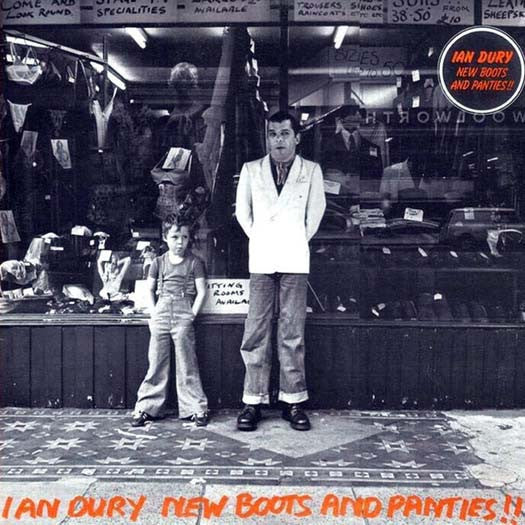 DURY IAN New Boots and Panties LP Vinyl NEW