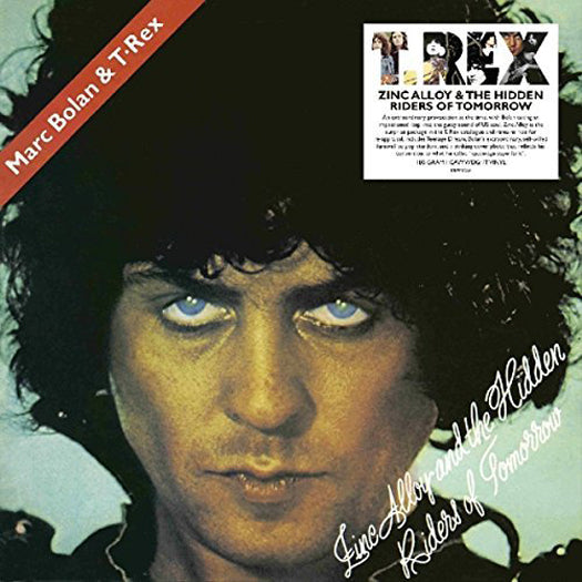 T-REX ZINC ALLOY LP VINYL NEW (US) 33RPM