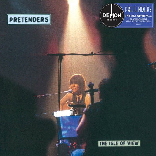 PRETENDERS ISLE OF VIEW LP VINYL NEW (US) 33RPM