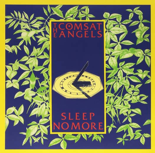 COMSAT ANGELS SLEEP NO MORE LP VINYL NEW 33RPM