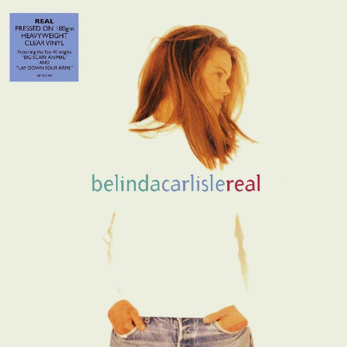 Belinda Carlisle Real Coloured Vinyl LP New 2018
