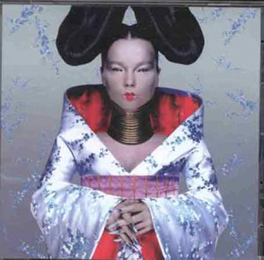 BJORK HOMOGENIC LP VINYL NEW 1999 33RPM LIMITED EDITION