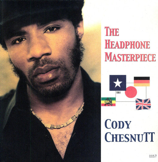 C CHESNUTT HEADPHONE MASTERPIECE 3LP VINYL NEW LTD ED NUMBERED REPRESS