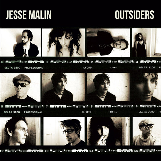 JESSE MALIN OUTSIDERS LP VINYL NEW 33RPM