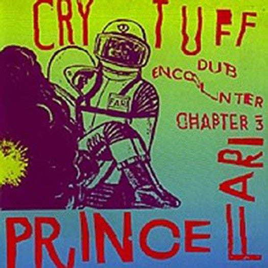 PRINCE FAR I CRY TUFF DUB ENCOUNTER LP VINYL NEW 2014 33RPM