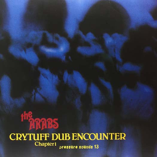 PRINCE FAR I AND THE ARABS CRY TUFF CHAPTER 1 LP VINYL NEW 33RPM