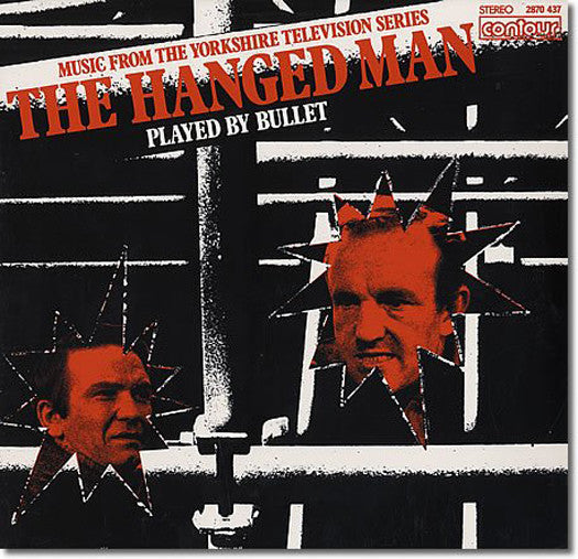Bullet Hanged Man Rehung OST 1998 12'' Vinyl Electronic Trip Hop Brand New