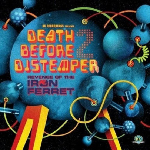 DEATH BEFORE DISTEMPER LP VINYL NEW 2008 33RPM