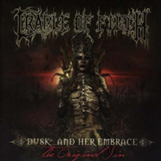 CRADLE OF FILTH Dusk... And Her Embrace LP Vinyl NEW