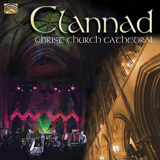 CLANNAD Christ Church Cathedral LP Vinyl NEW 2015