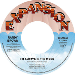 Randy Brown - I'm Always In The Mood 7