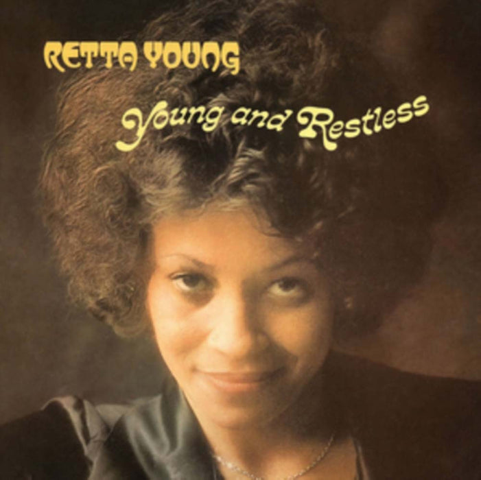 RETTA YOUNG Young & Restless LP Vinyl NEW 2017