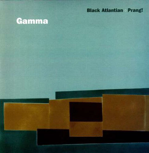 GAMMA BLACK ATLANTIANPRANG 12 INCH VINYL SINGLE NEW 45RPM 2001