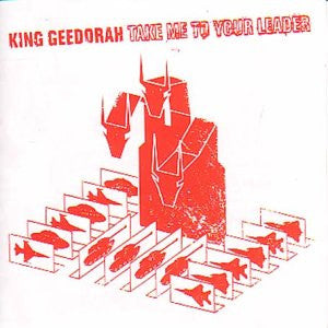 MF DOOM KING GEEDORAH TAKE ME TO YOUR LEADER 180 GRAM 2 LP VINYL NEW