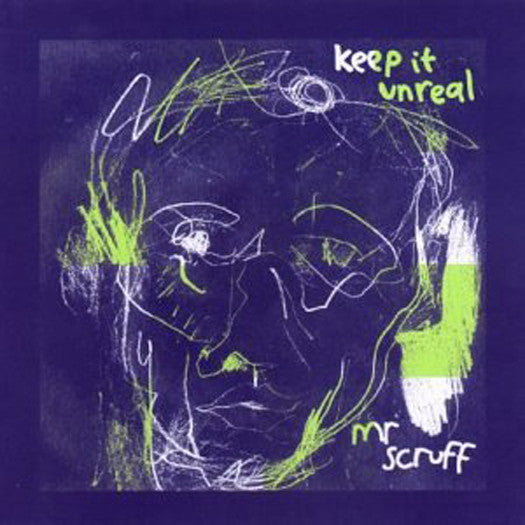 MR SCRUFF KEEP IT UNREAL LP VINYL NEW 33RPM