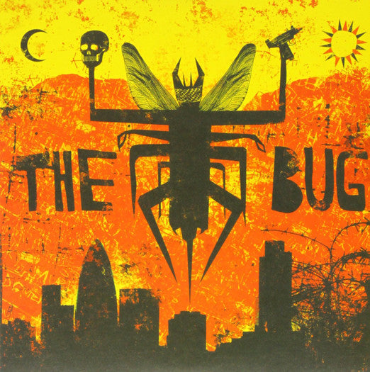 BUG LONDON ZOO 2008 HALL DUBSTEP LP VINYL NEW 33RPM