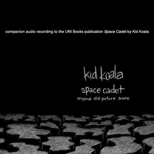KID KOAL SPACE CADET ORIGINAL PICTURE SCORE 10 INCH LP VINYL  NEW