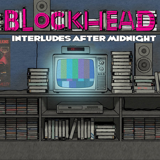 BLOCKHEAD INTERLUDES AFTER MIDNIGHT DOUBLE LP VINYL 33RPM NEW