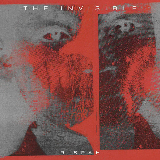INVISIBLE RISPAH LP VINYL 33RPM NEW