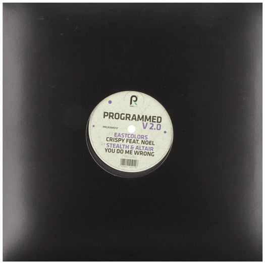 PROGRAMMED V20 12 INCH VINYL SINGLE NEW 45RPM