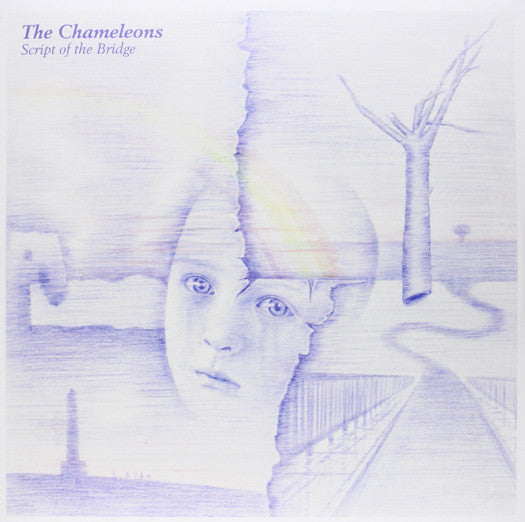 CHAMELEONS SCRIPT OF THE BRIDGE LP VINYL NEW (US) 33RPM