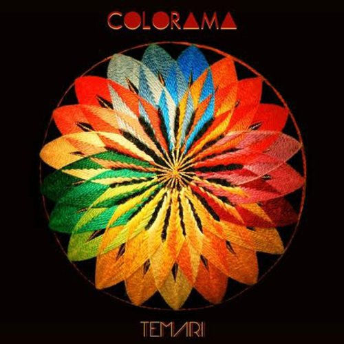 COLORAMA TEMARI LP VINYL 33RPM NEW