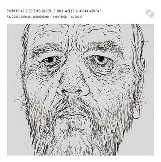 BILL WELLS AND AIDAN MOFFAT EVERYTHING'S GETTING OLDER LP VINYL NEW 33RPM