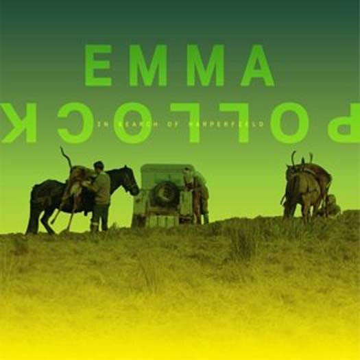 EMMA POLLOCK IN SEARCH OF HARPERFIELD LP VINYL NEW 33RPM