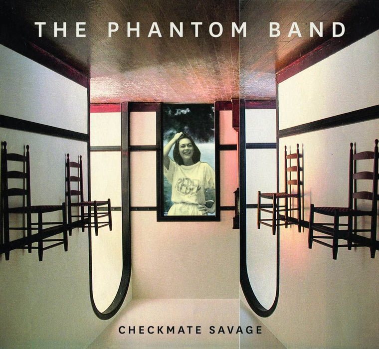 The Phantom Band Checkmate Savage Deluxe Double Vinyl LP New 2019
