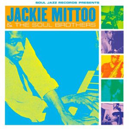Jackie Mittoo Last Train To Skaville 2LP
