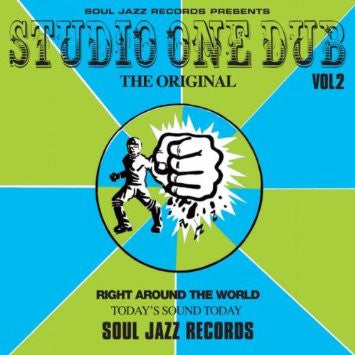 Souljazz presents Studio One Dub 2 2LP