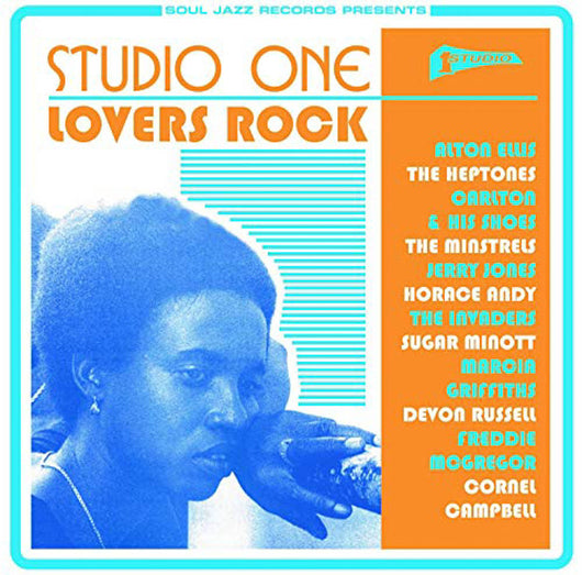 Soul Jazz Records Studio One Lovers Rock Vinyl LP New 2018