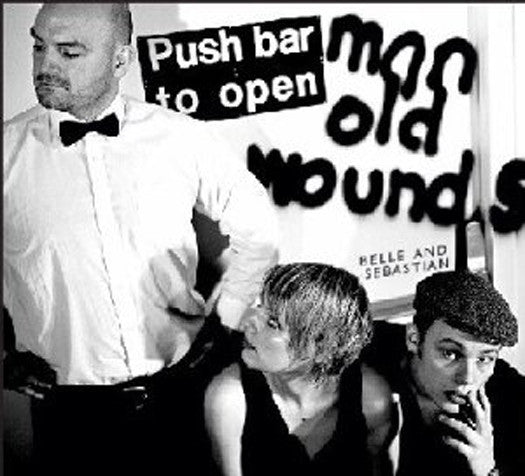 BELLE AND SEBASTIAN PUSH BARMAN TO OPEN OLD WOUNDS LP VINYL NEW 33RPM