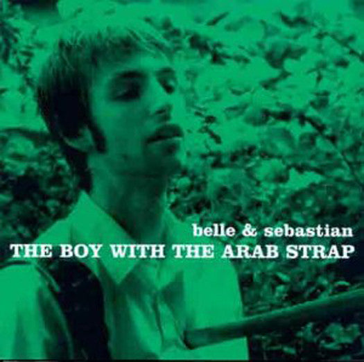 BELLE & SEBASTIAN THE BOY WITH THE ARAB STRAP LP VINYL NEW
