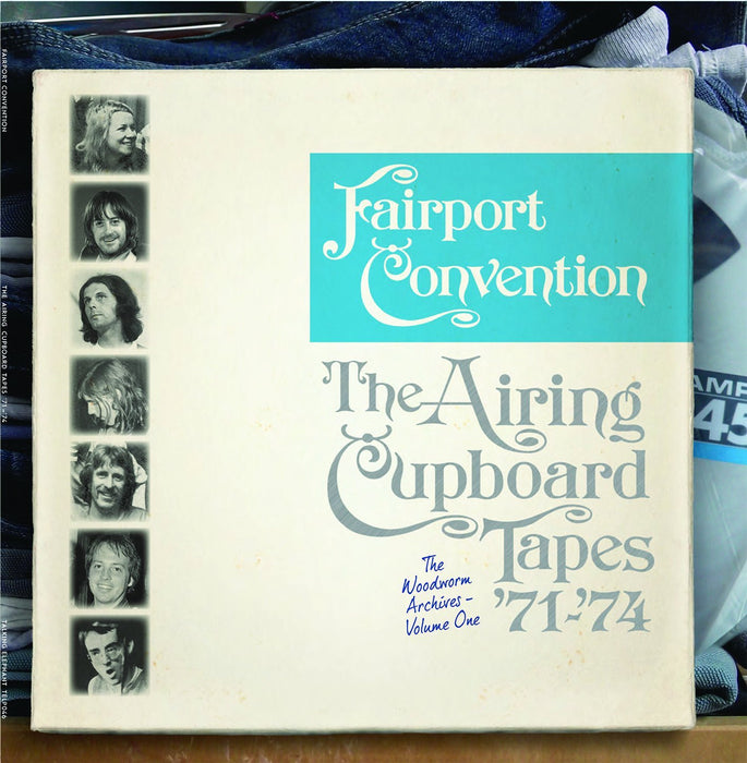 FAIRPORT CONVENTION THE AIRING CUPBOARD TAPES LP VINYL 33RPM NEW