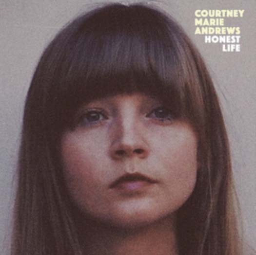 COURTNEY MARIE ANDREWS Honest Life LP Vinyl Brand NEW 2017