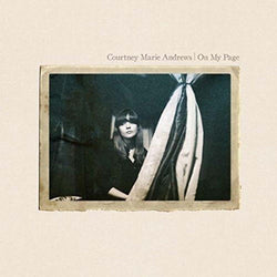 COURTNEY MARIE ANDREWS On My Page LP Vinyl NEW PRE ORDER 25/08/17